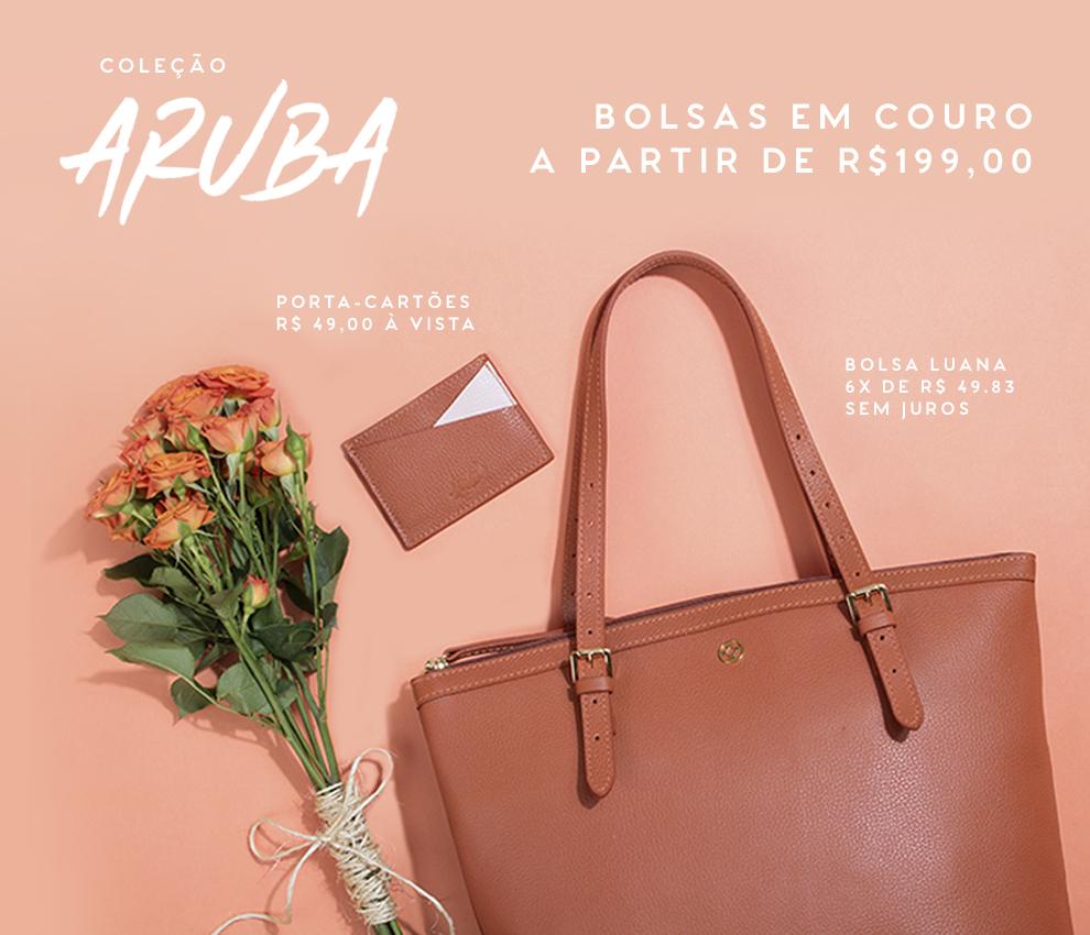 COLEÇÃO ARUBA