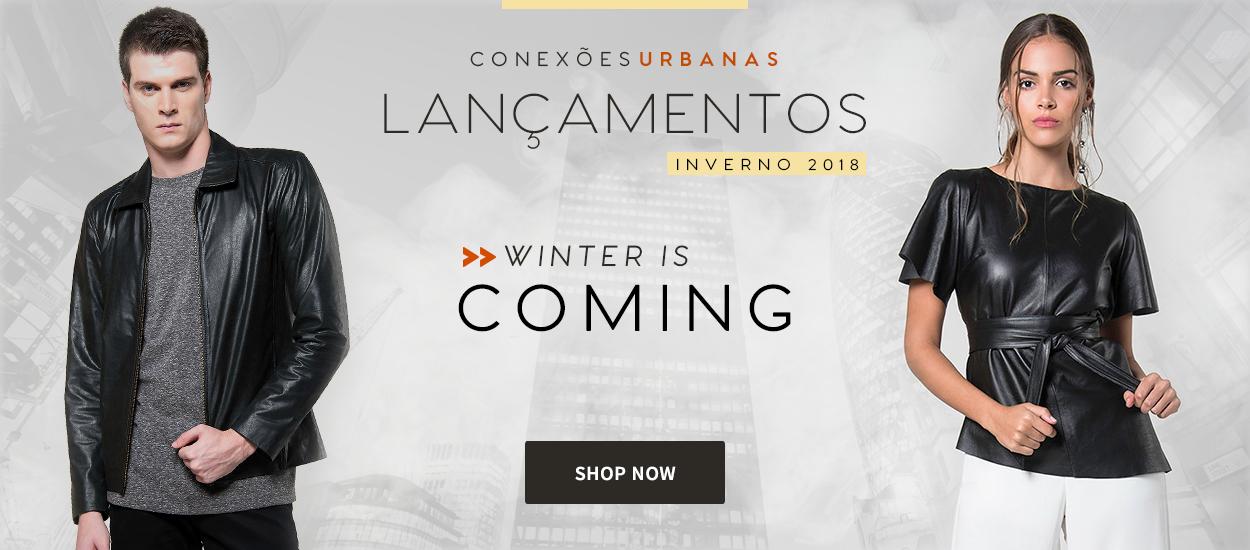 Lançamentos Inverno 2018